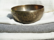 Himalayan Singing Bowl