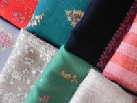 KASHMIR: Hand Embroidered Shawls & Scarves