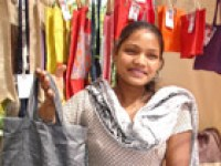 STITCH-A-LIVING PROJECTS: Eco - friendly Handmade Bags & Jewellery