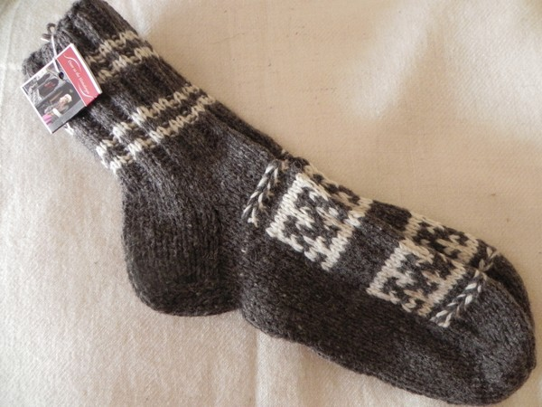 Botiya Hand knitted Wool Socks