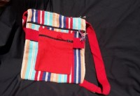 Nepal Traveler Bag-Red