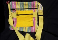 Nepal Traveler Bag- Yellow