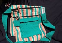 Nepal Traveler Bag - Green