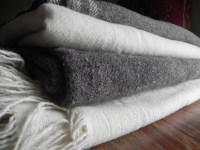 Yoga Blanket Grey