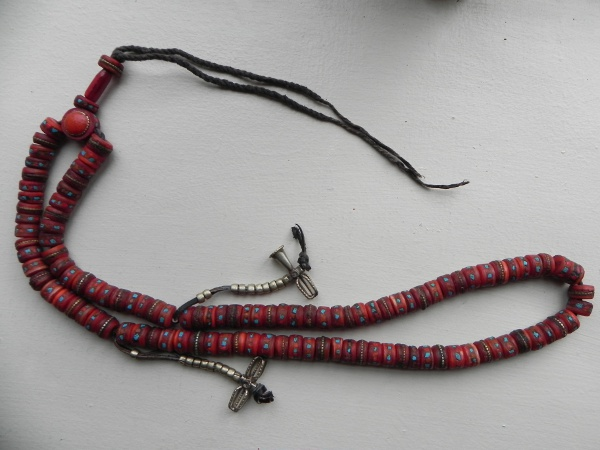 Traditional Tibetan Prayer Beads